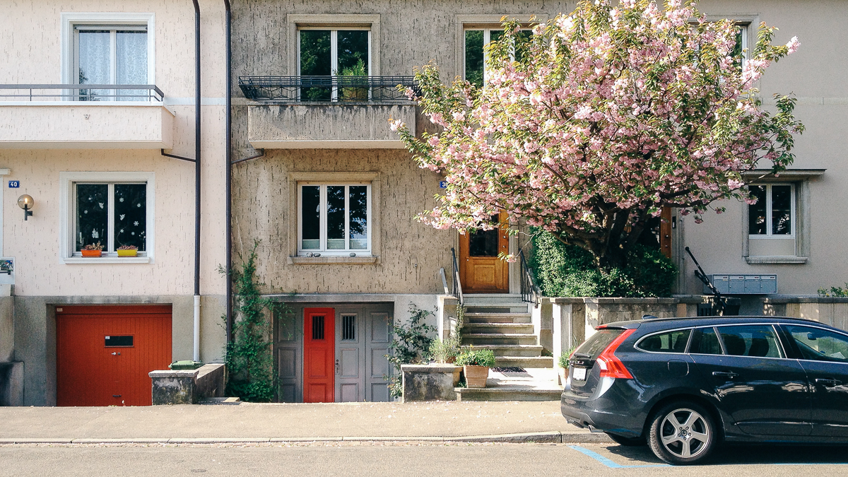 Haus Benkenstrasse 38